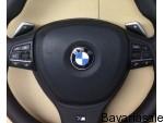 BMW F10 F01 F07 F12 подушка безопасности в руль