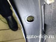 Дооснащение камерами кругового обзора F-10 ( установка передних камер) используем оригинальный  спец инсрумент